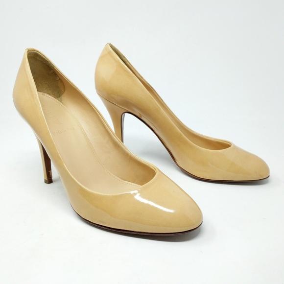 531c72244 J. Crew Shoes   J Crew Italy Womens Heels Pumps Size 9 Cream   Poshmark